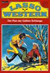Cover for Lasso (Bastei Verlag, 1966 series) #12