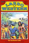 Cover for Lasso (Bastei Verlag, 1966 series) #28