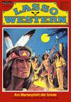 Cover for Lasso (Bastei Verlag, 1966 series) #36