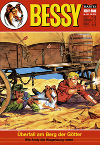 Cover Thumbnail for Bessy (Bastei Verlag, 1965 series) #196