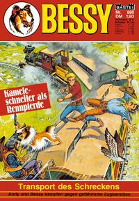 Cover Thumbnail for Bessy (Bastei Verlag, 1965 series) #860
