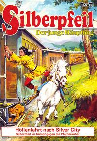 Cover Thumbnail for Silberpfeil (Bastei Verlag, 1970 series) #27