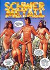 Cover for Schwermetall (Kunst der Comics / Alpha, 1984 series) #58