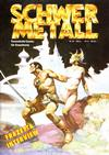 Cover for Schwermetall (Kunst der Comics / Alpha, 1984 series) #59