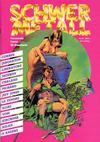 Cover for Schwermetall (Kunst der Comics / Alpha, 1984 series) #64