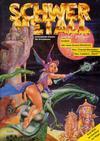 Cover for Schwermetall (Kunst der Comics / Alpha, 1984 series) #76