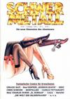 Cover for Schwermetall (Kunst der Comics / Alpha, 1984 series) #80