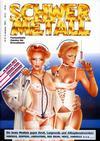 Cover for Schwermetall (Kunst der Comics / Alpha, 1984 series) #87