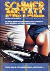 Cover for Schwermetall (Kunst der Comics / Alpha, 1984 series) #93