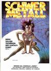 Cover for Schwermetall (Kunst der Comics / Alpha, 1984 series) #98