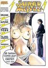 Cover for Schwermetall (Kunst der Comics / Alpha, 1984 series) #102