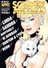Cover for Schwermetall (Kunst der Comics / Alpha, 1984 series) #114
