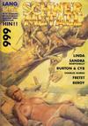 Cover for Schwermetall (Kunst der Comics / Alpha, 1984 series) #116