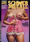 Cover for Schwermetall (Kunst der Comics / Alpha, 1984 series) #117