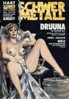 Cover for Schwermetall (Kunst der Comics / Alpha, 1984 series) #119