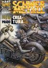 Cover for Schwermetall (Kunst der Comics / Alpha, 1984 series) #121