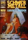 Cover for Schwermetall (Kunst der Comics / Alpha, 1984 series) #122