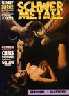 Cover for Schwermetall (Kunst der Comics / Alpha, 1984 series) #123