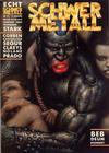 Cover for Schwermetall (Kunst der Comics / Alpha, 1984 series) #127