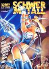 Cover for Schwermetall (Kunst der Comics / Alpha, 1984 series) #129