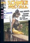 Cover for Schwermetall (Kunst der Comics / Alpha, 1984 series) #131