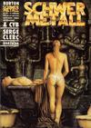 Cover for Schwermetall (Kunst der Comics / Alpha, 1984 series) #133