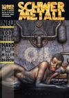 Cover for Schwermetall (Kunst der Comics / Alpha, 1984 series) #141