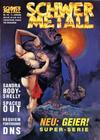 Cover for Schwermetall (Kunst der Comics / Alpha, 1984 series) #145