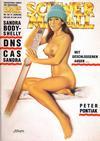 Cover for Schwermetall (Kunst der Comics / Alpha, 1984 series) #146