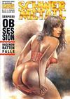 Cover for Schwermetall (Kunst der Comics / Alpha, 1984 series) #147