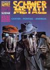 Cover for Schwermetall (Kunst der Comics / Alpha, 1984 series) #148