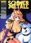 Cover for Schwermetall (Kunst der Comics / Alpha, 1984 series) #151
