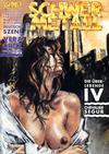 Cover for Schwermetall (Kunst der Comics / Alpha, 1984 series) #152