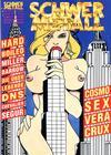 Cover for Schwermetall (Kunst der Comics / Alpha, 1984 series) #153