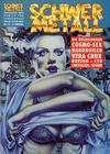 Cover for Schwermetall (Kunst der Comics / Alpha, 1984 series) #155