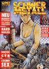 Cover for Schwermetall (Kunst der Comics / Alpha, 1984 series) #156