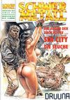 Cover for Schwermetall (Kunst der Comics / Alpha, 1984 series) #161