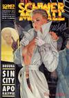 Cover for Schwermetall (Kunst der Comics / Alpha, 1984 series) #163
