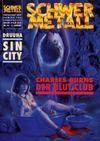 Cover for Schwermetall (Kunst der Comics / Alpha, 1984 series) #164