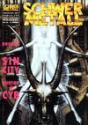 Cover for Schwermetall (Kunst der Comics / Alpha, 1984 series) #165