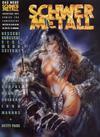 Cover for Schwermetall (Kunst der Comics / Alpha, 1984 series) #169/170