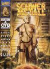 Cover for Schwermetall (Kunst der Comics / Alpha, 1984 series) #175/176