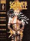 Cover for Schwermetall (Kunst der Comics / Alpha, 1984 series) #179/180