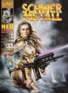 Cover for Schwermetall (Kunst der Comics / Alpha, 1984 series) #183/184