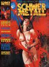 Cover for Schwermetall (Kunst der Comics / Alpha, 1984 series) #187/188