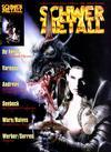 Cover for Schwermetall (Kunst der Comics / Alpha, 1984 series) #191/192