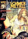 Cover for Schwermetall (Kunst der Comics / Alpha, 1984 series) #209/210