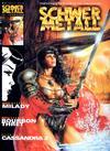 Cover for Schwermetall (Kunst der Comics / Alpha, 1984 series) #211/212