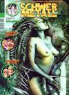 Cover for Schwermetall (Kunst der Comics / Alpha, 1984 series) #215/216