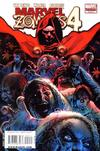 Cover for Marvel Zombies 4 (Marvel, 2009 series) #2
